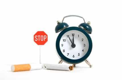 Gesund leben-Nichtraucher