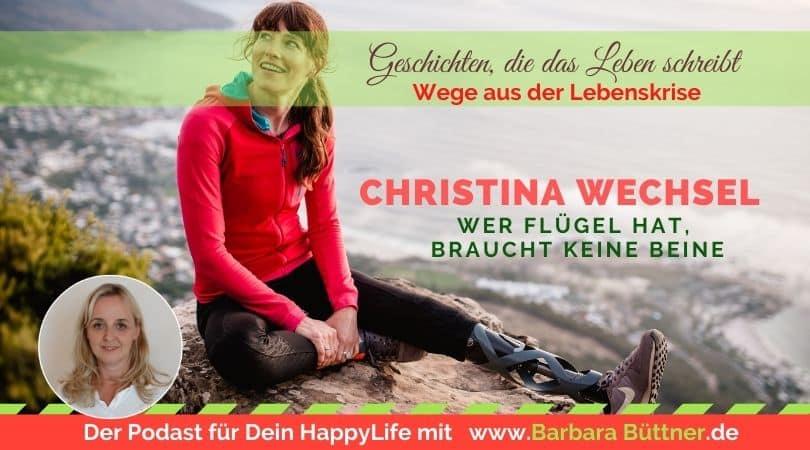 Podcast Christina Wechsel